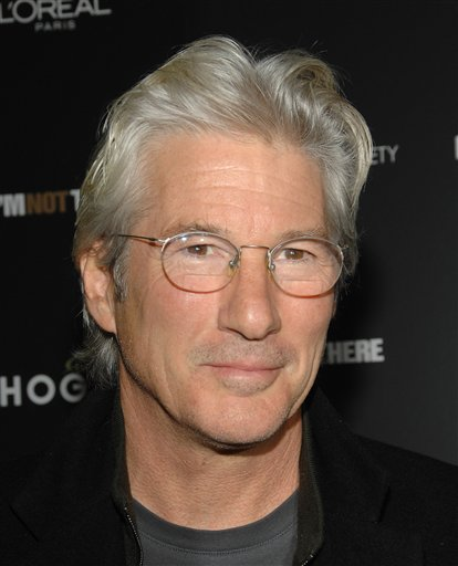 Richard Gere - Wallpaper Hot