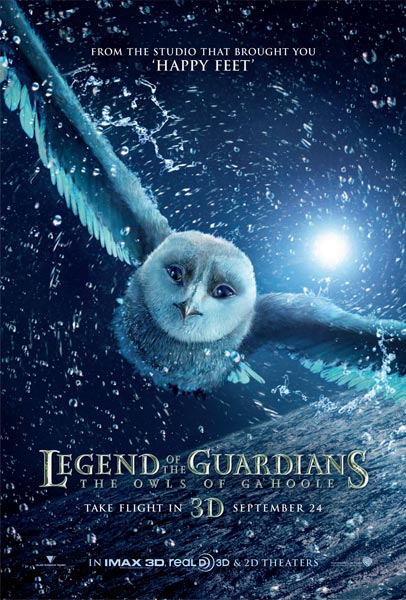 Legend of the Guardians - The Owls of Ga Hoole