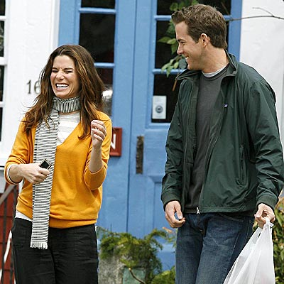 Sandra Bullock Ryan Reynolds Movie on Ryan Reynolds And Sandra Bullock In New Movie   Gossip Juice Com