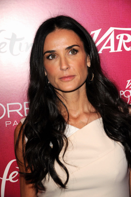 Demi Moore cheated