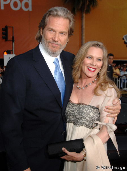 Jeff Bridges Marriage 1