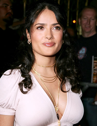 Salma Hayek Added Pinault