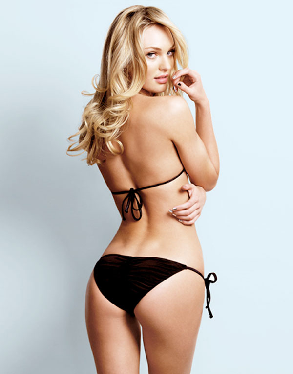 Candice Swanepoel Is One Of The Most Sexiest Women