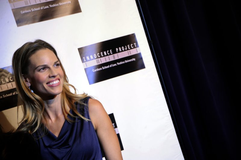 hilary swank french institute