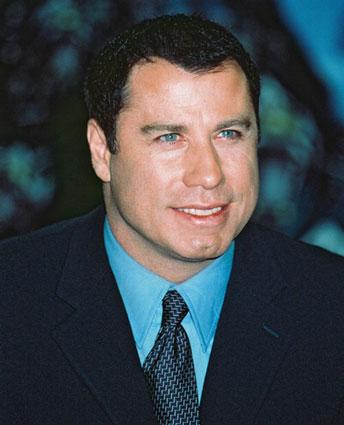 john travolta dad again