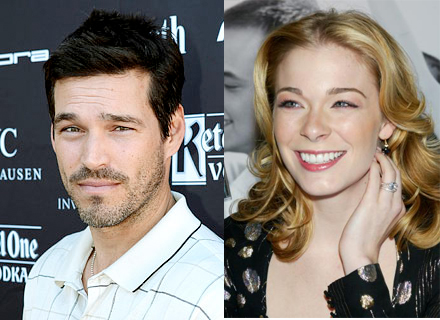 leann rimes and eddie cibrian ties the knot