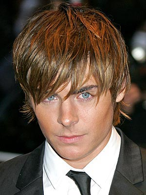 zack efron huge head