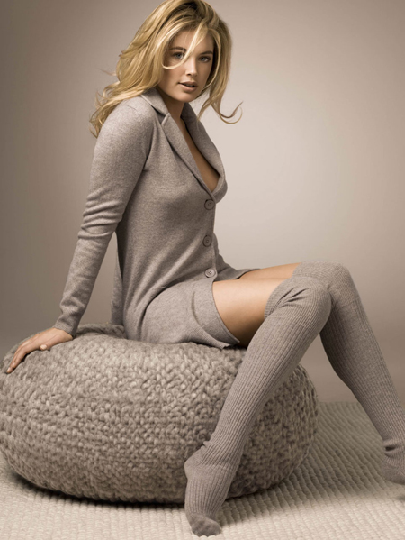 Doutzen Kroes Repeat Cashmere