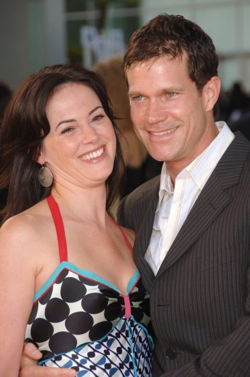 Dylan Walsh & Joanna Going divorce