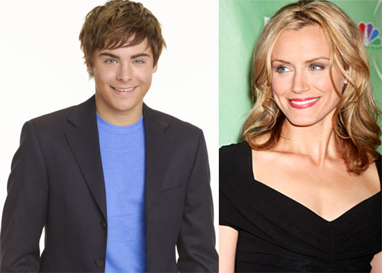 Zack Efron and Taylor Schilling