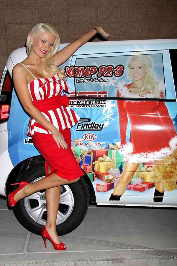 holly madison candy