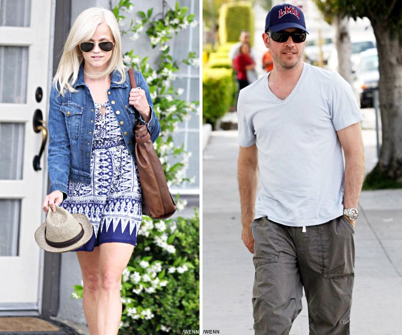 ,Reese Witherspoon and Jim Roth