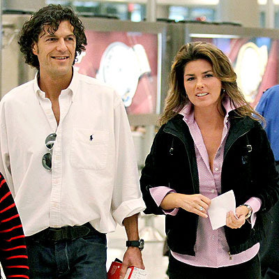 shania twain and frederic