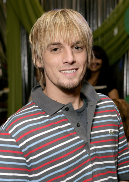 Aaron Carter goes to rehab
