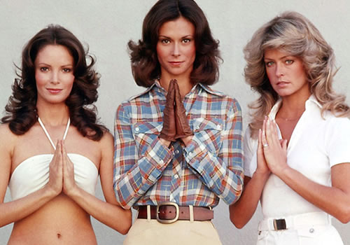 Charlies Angels Reboot