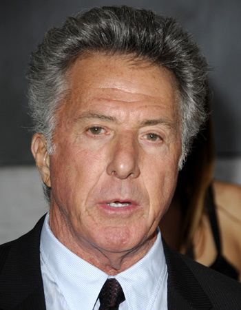 Dustin Hoffman top paid
