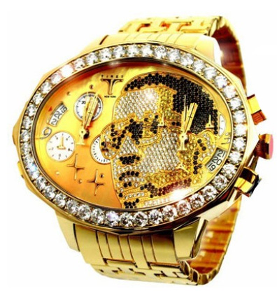 Kanye West watch