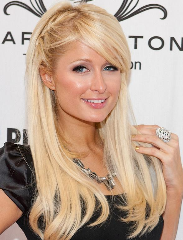 Paris Hilton launched her own show