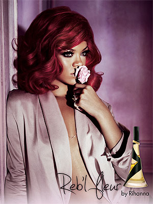 Rihanna fragrance 2011