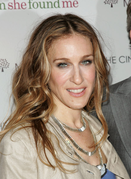 Sarah Jessica Parker in Sex and the city online