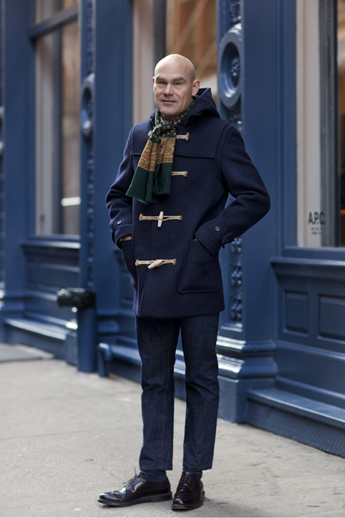 the sartorialist works