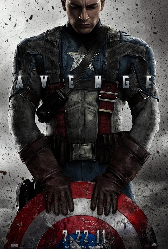 Captain America The fist avenger