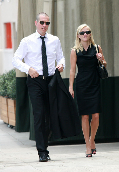 Reese Witherspoon and Jim Roth
