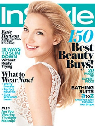 Kate Hudson InStyle