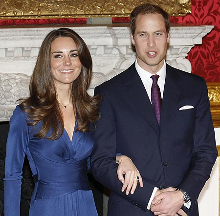 Kate middleton and prince william wedding
