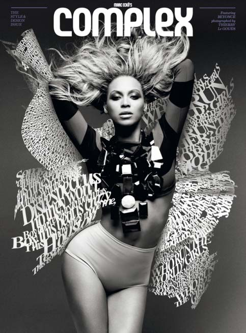 Beyonce Complex 2011