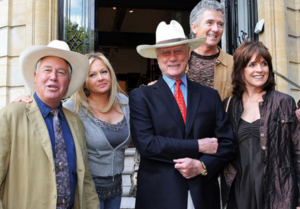 dallas is a tv serial that made our childwood being more entertaining