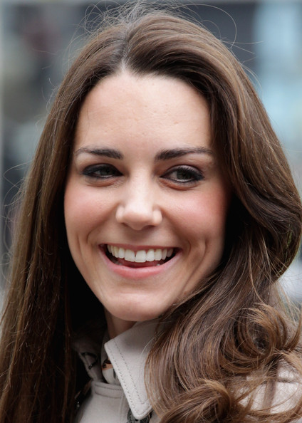 Kate Middleton is a bit skinny