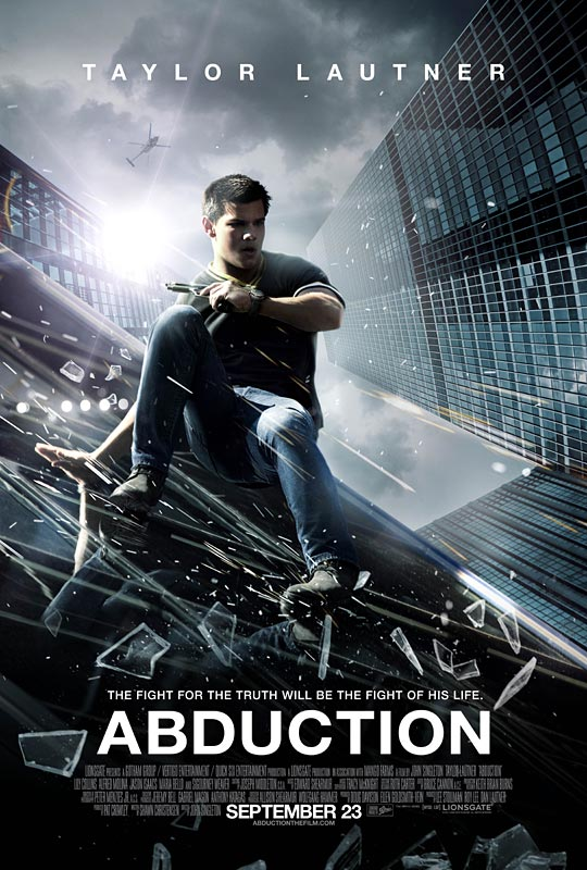 Abduction movie trailer