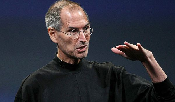 Steve jobs no more CEO
