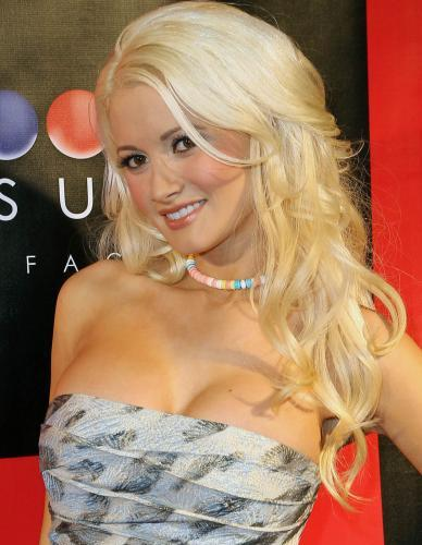 Holly Madison policy insurance funbags
