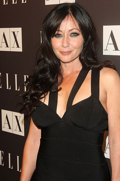 Shannen Doherty married