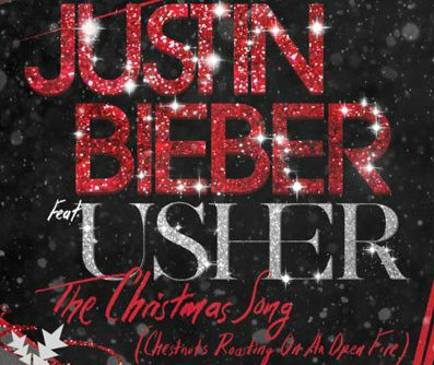 Usher and Justin Bieber Christmas song