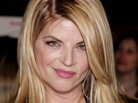 kirstie alley dancing