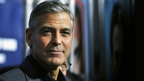 george clooney bachelor 2012