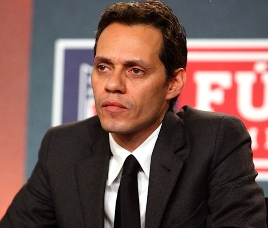Mark Anthony moving on 2012