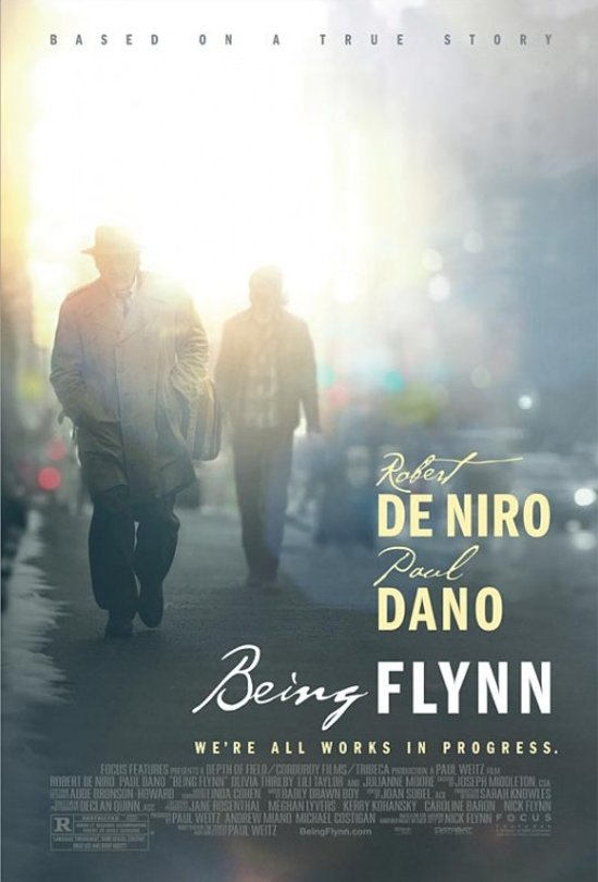 being flynn poster 2012
