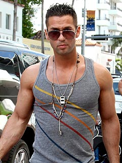 mike sorrentino in rehab