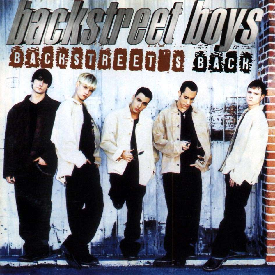backstreet boys back