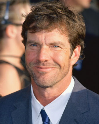 dennis quaid marriage tryout