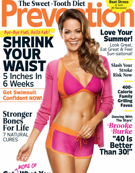 brooke burke prevention