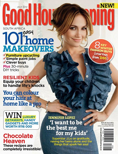 jennifer lopez housekeeping