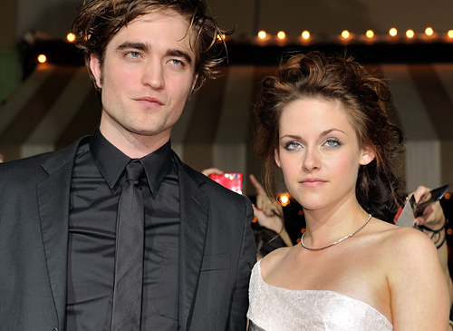 robert pattinson kristen