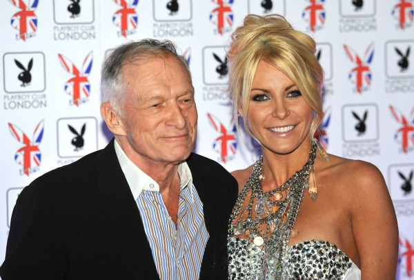 hugh hefner crystal harris wedding again