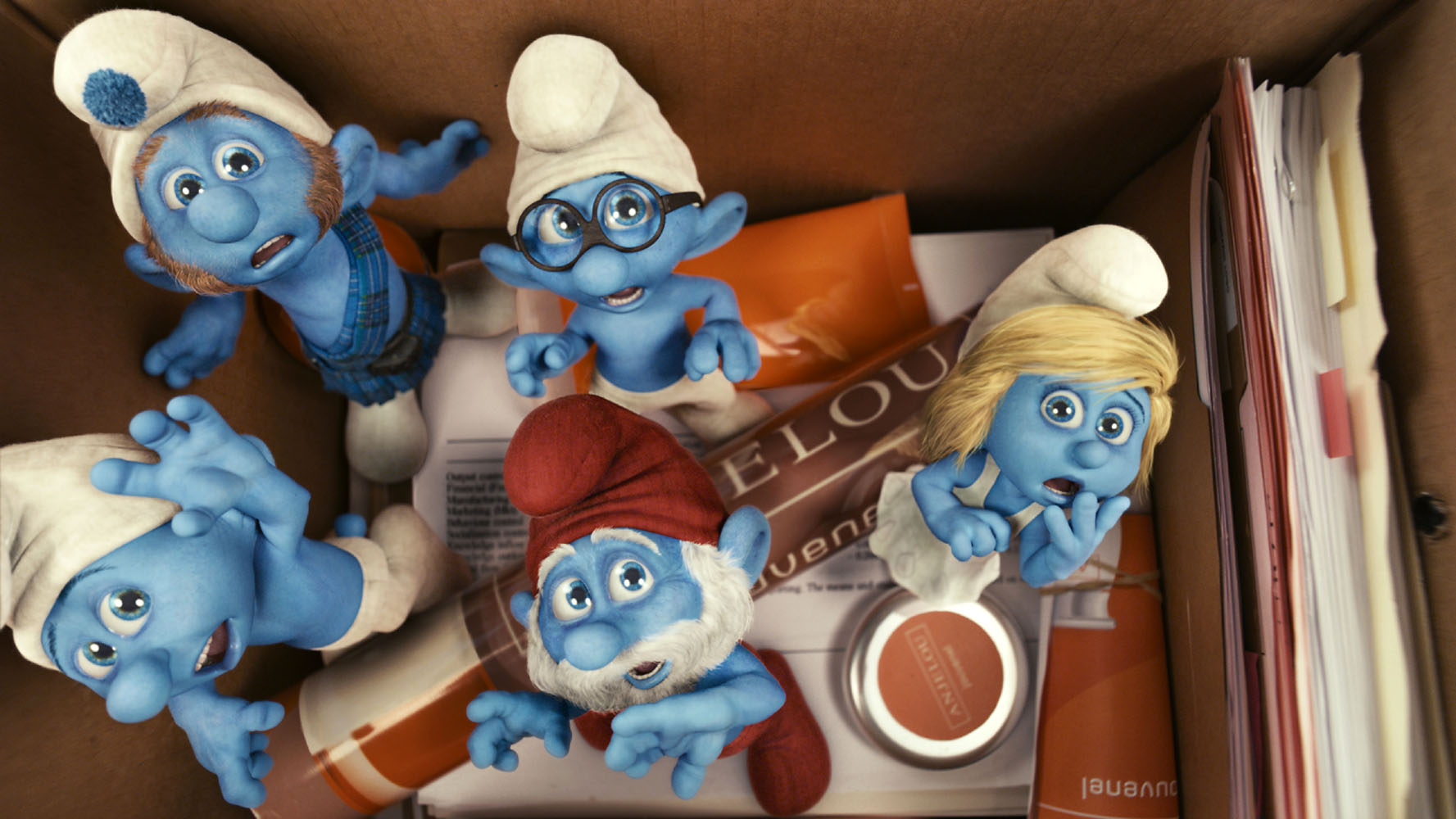 the smurfs sued