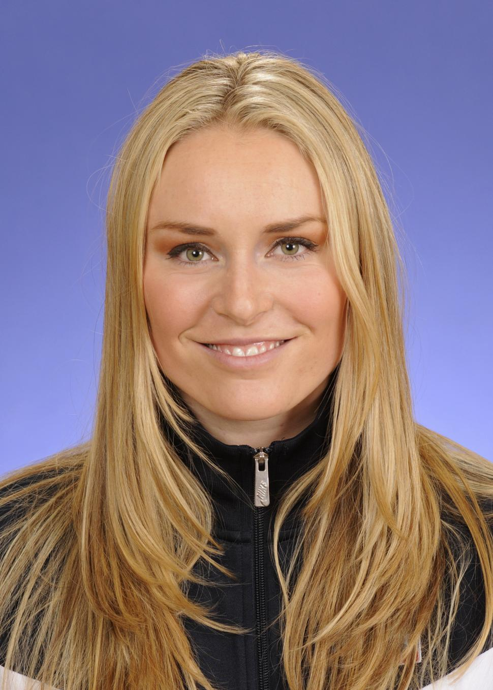lindsey vonn fall